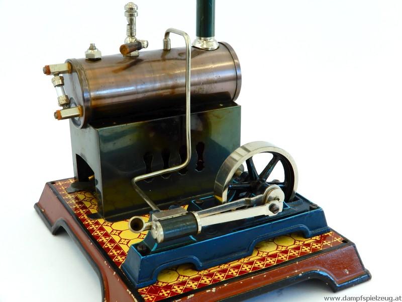 Antiquitäten & Kunst 5 Holzgriff für Dampfmaschine Gefertigt vor 1945
